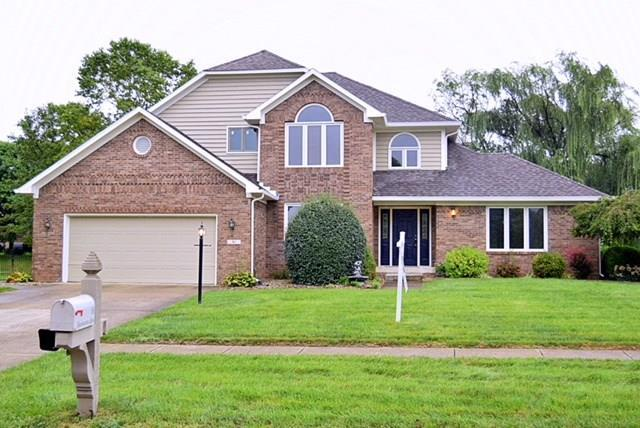 61  Meadowview Lane Greenwood, IN 46142 | MLS 21576993