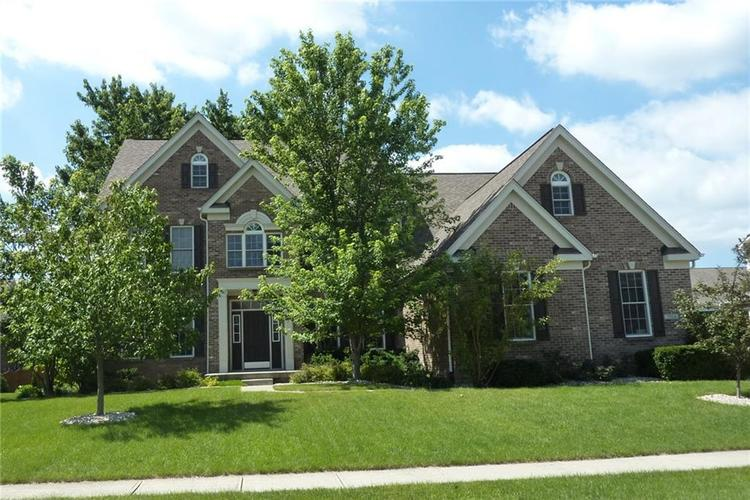 7904  Whiting Bay Drive Brownsburg, IN 46112 | MLS 21577587