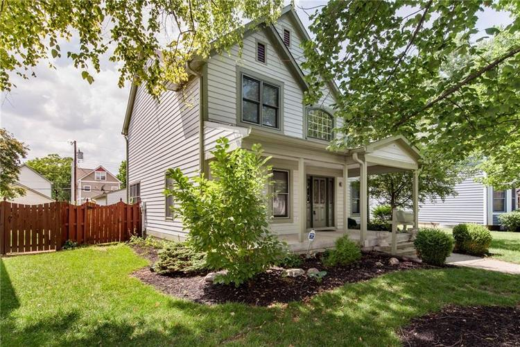 2542 N New Jersey Street Indianapolis, IN 46205 | MLS 21578100