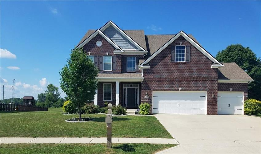 2896  DURSILLAS Drive Plainfield, IN 46168 | MLS 21578456