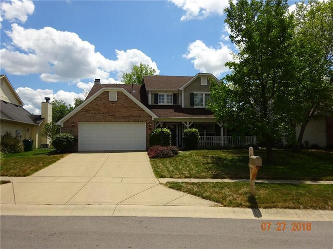 3445  Yorkshire Drive Greenwood, IN 46143 | MLS 21578996