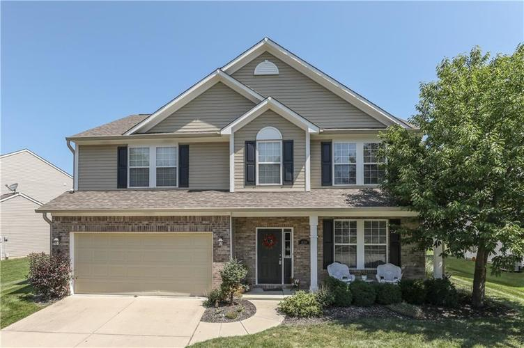 8248  Holmard Place Indianapolis, IN 46259 | MLS 21581676