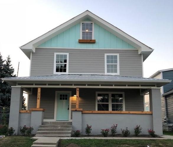 734  Lincoln Street Indianapolis, IN 46203 | MLS 21581822