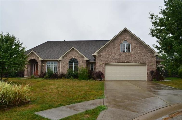 13980 N COTTAGE GROVE Court Camby, IN 46113 | MLS 21582312