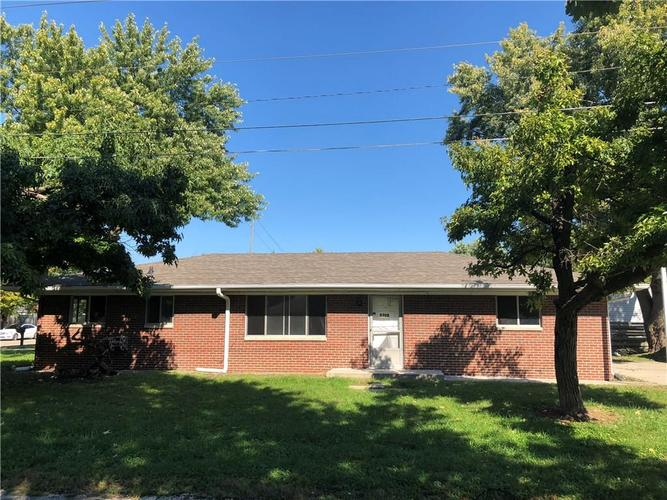 5702 E 17th Street Indianapolis, IN 46218 | MLS 21582979