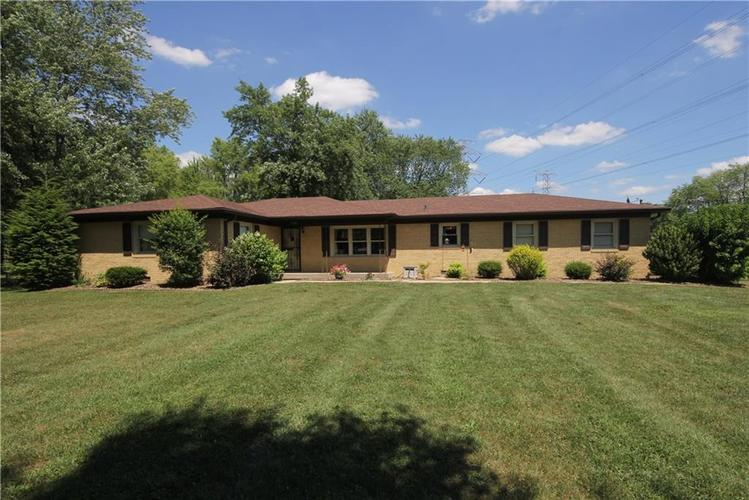 5239 Tincher Road Indianapolis IN 46221 | MLS 21583127 | photo 1