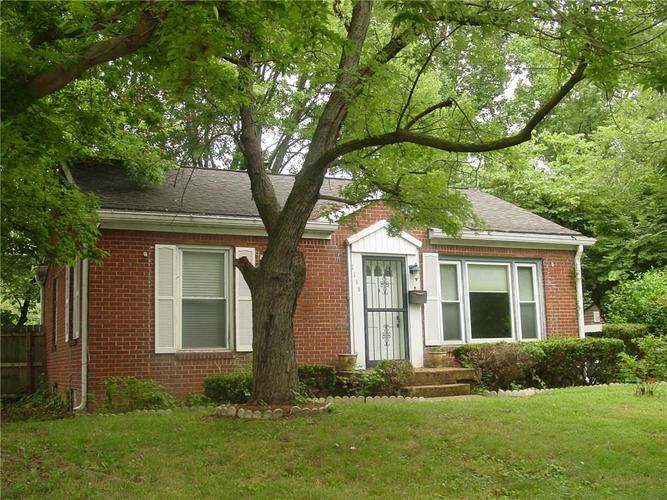 1146 E 54th Street Indianapolis IN 46220 | MLS 21583542 | photo 1
