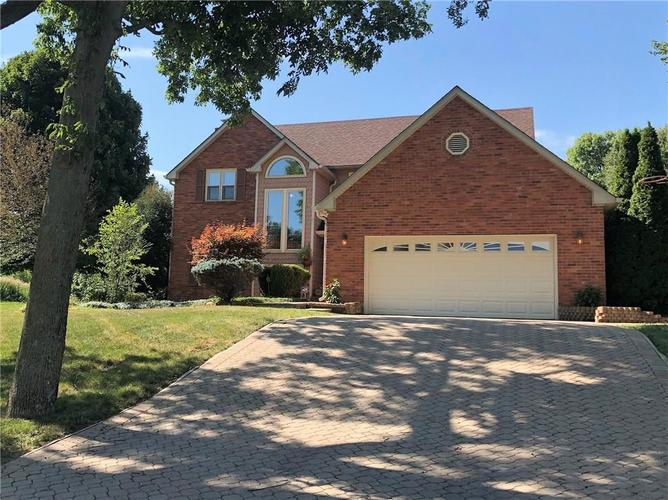 7991  Timberwood Court Plainfield, IN 46168 | MLS 21583751