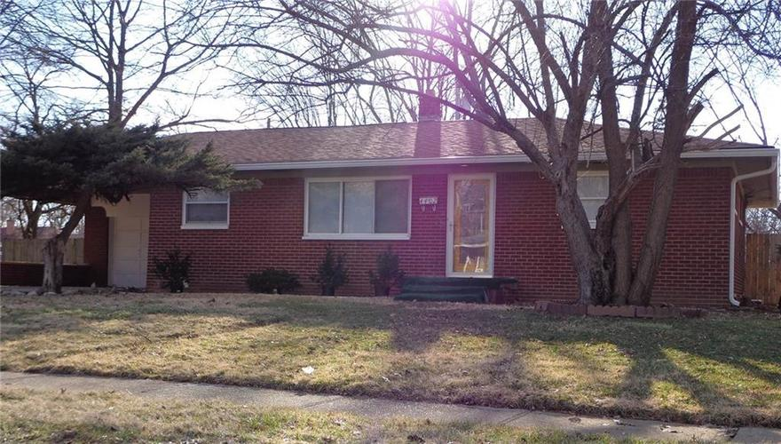 4402  Shady Lane Indianapolis, IN 46226 | MLS 21583811