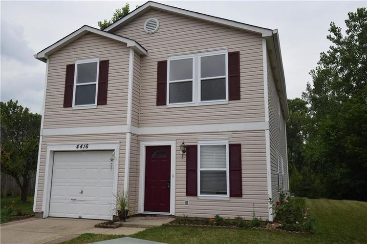 4416 Courtfield Drive Indianapolis, IN 46254 | MLS 21584152 | photo 1