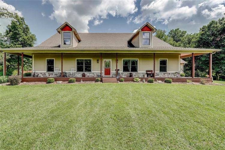 1781 N Cole Drive Martinsville IN 46151 | MLS 21584201 | photo 1