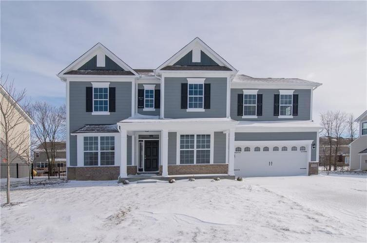 10141 Gallop Lane Fishers, IN 46040   MLS 21584457   photo 1