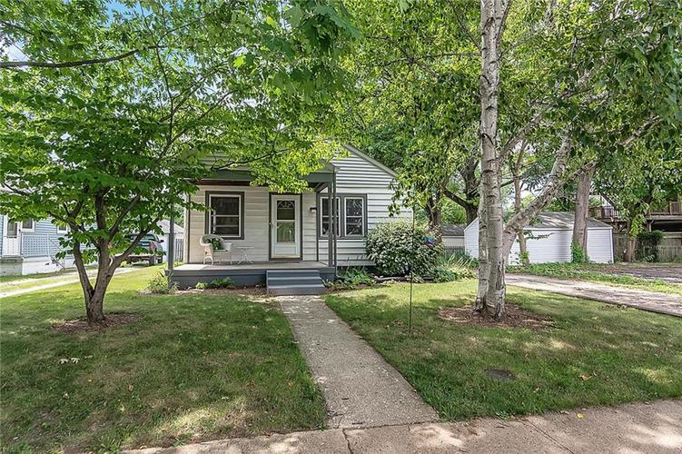 6188  Crittenden Avenue Indianapolis, IN 46220 | MLS 21584556