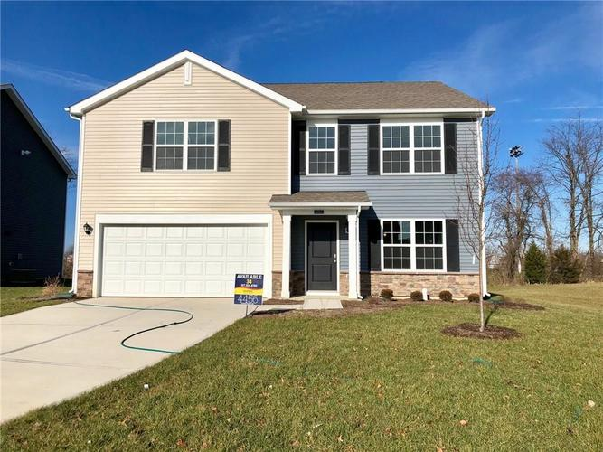 4456  Averly Park Circle Indianapolis, IN 46237 | MLS 21584714
