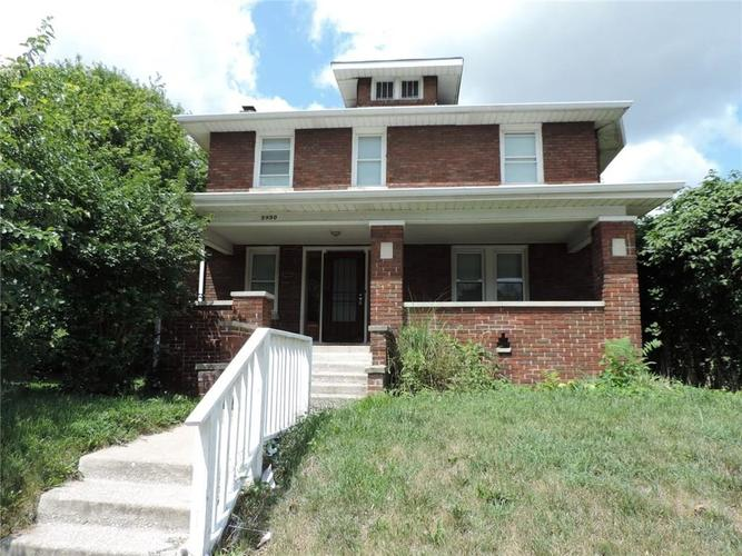 2950 N College Avenue Indianapolis, IN 46205 | MLS 21584747