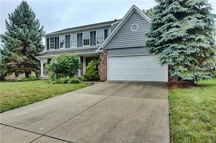 6910  COPPER MOUNTAIN Court Indianapolis, IN 46236 | MLS 21585126