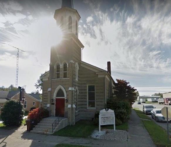 136 W Church Street Cambridge City, IN 47327 | MLS 21585862
