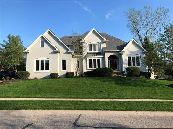 6525 GREENRIDGE Drive Indianapolis, IN 46278 | MLS 21586053 | photo 1