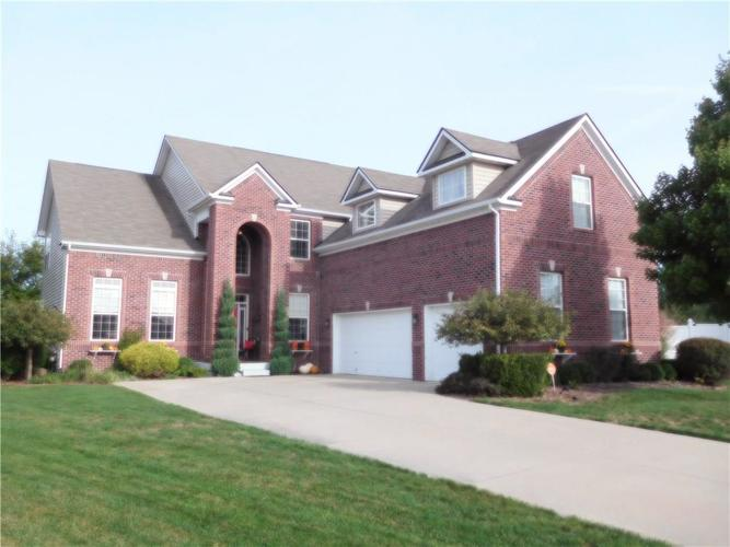 1248  Valdarno Drive Greenwood, IN 46143 | MLS 21586201