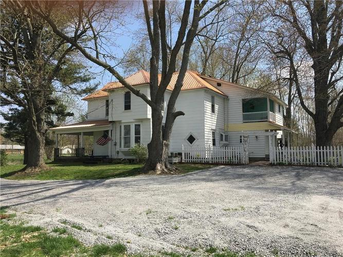 443 W State Street Kingman, IN 47952 | MLS 21587114