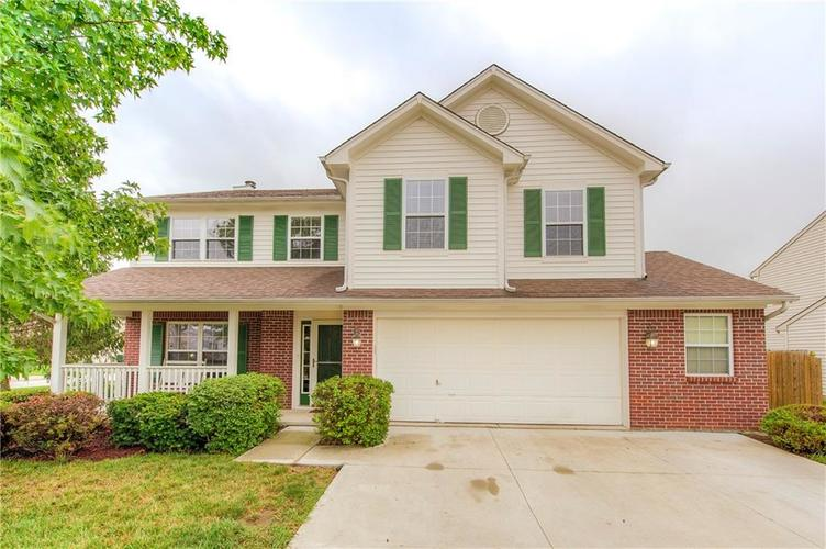 1881 Creekside Drive Brownsburg IN 46112 | MLS 21588243 | photo 1