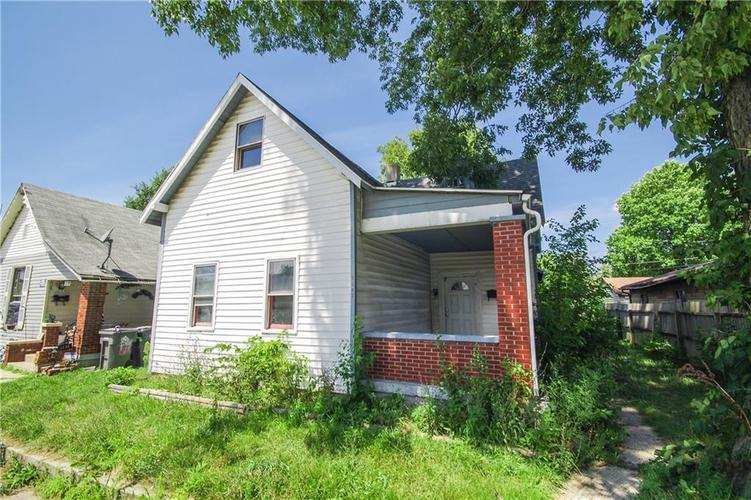 1242 E Minnesota Street Indianapolis, IN 46203 | MLS 21588419 | photo 1