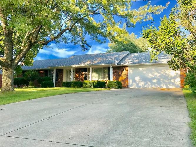 22 S Mustin Drive Anderson, IN 46012   MLS 21588475