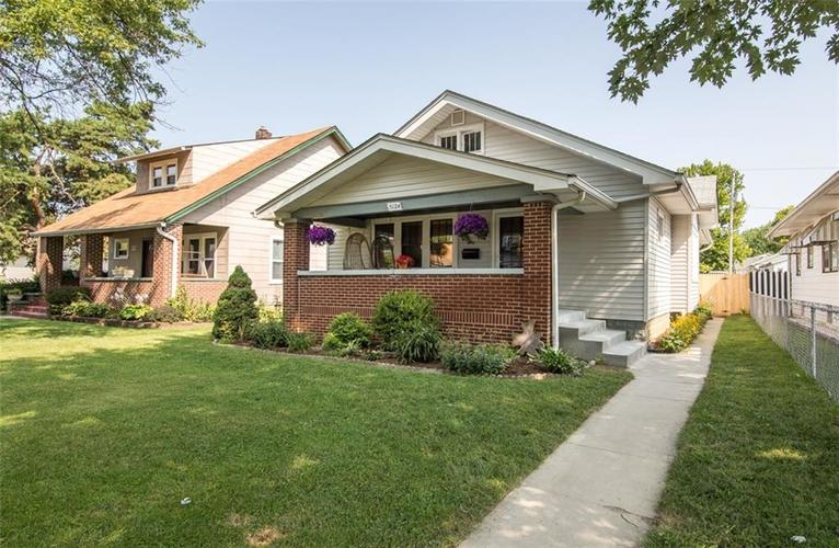 5124 E Walnut Street Indianapolis IN 46219 | MLS 21588600 | photo 1