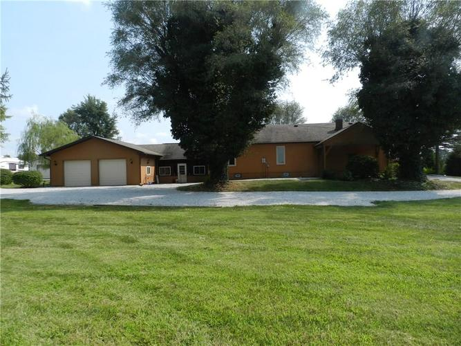5620 S State Road 9  Shelbyville, IN 46176 | MLS 21589307
