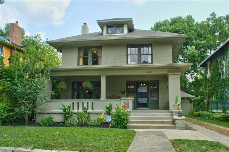 3051 N WASHINGTON Boulevard Indianapolis, IN 46205 | MLS 21589615