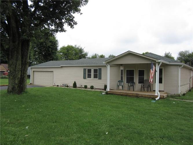 5546 S Concord Street Indianapolis, IN 46217 | MLS 21590143