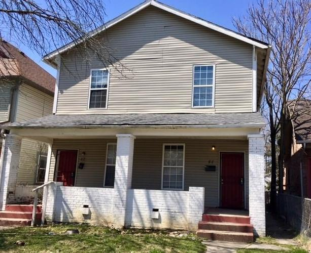 42 N Beville Avenue Indianapolis IN 46201 | MLS 21590313 | photo 1