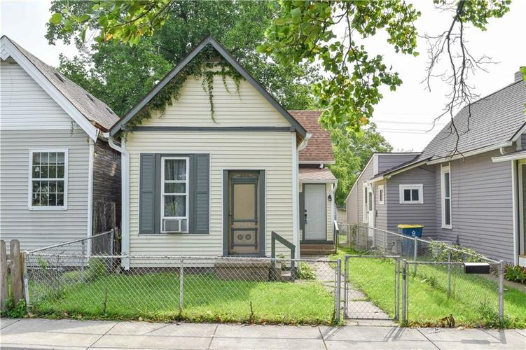 1543 S NEW JERSEY Street Indianapolis, IN 46225 | MLS 21590371