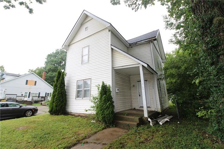 1509 S Madison Avenue Anderson, IN 46016 | MLS 21590630