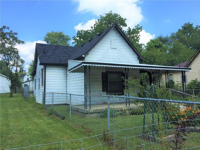 1022  Udell Street Indianapolis, IN 46208   MLS 21590638
