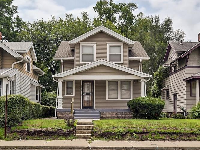 3009 E NEW YORK Street Indianapolis, IN 46201 | MLS 21590942