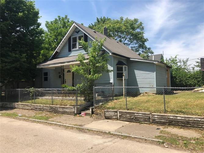 2516 E 18th Street Indianapolis, IN 46218 | MLS 21591264