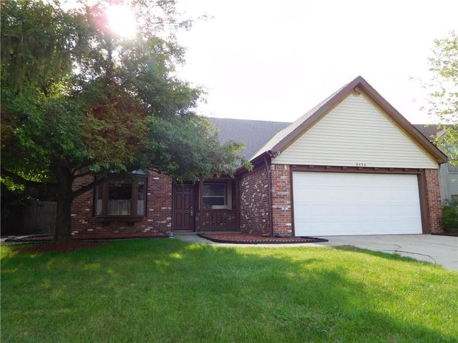 8124  Pocket Hollow Court Indianapolis, IN 46256 | MLS 21591868