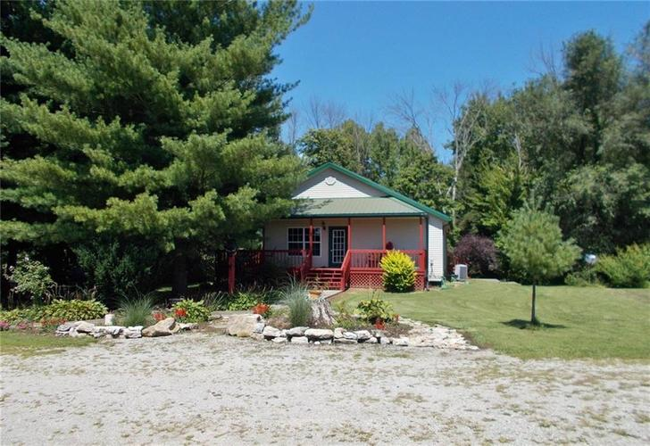 3720 N County Road 550  Butlerville, IN 47223 | MLS 21591905