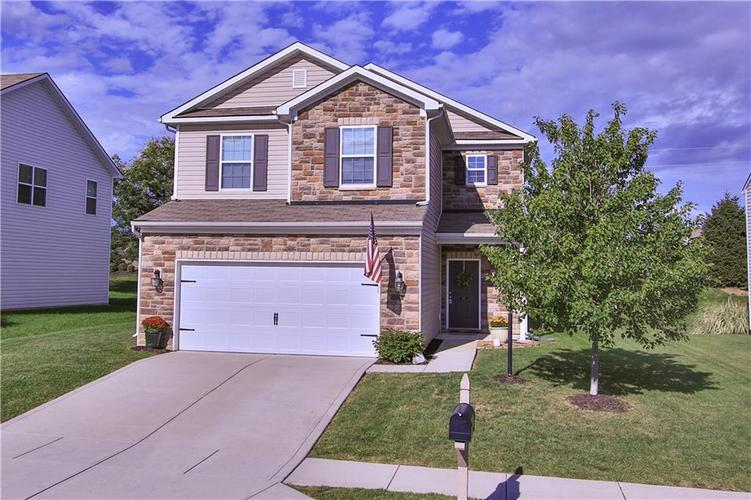 18841  Big Circle Drive Noblesville, IN 46062 | MLS 21591942
