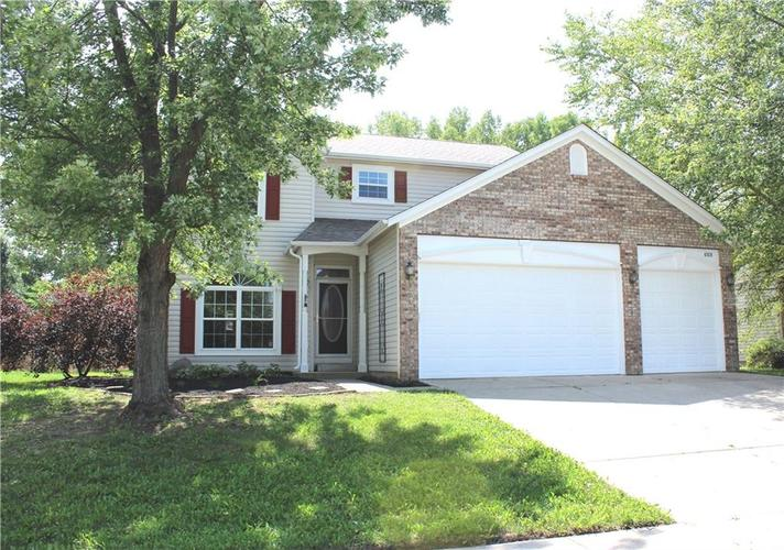 6101 E TERHUNE Court Camby, IN 46113 | MLS 21592000