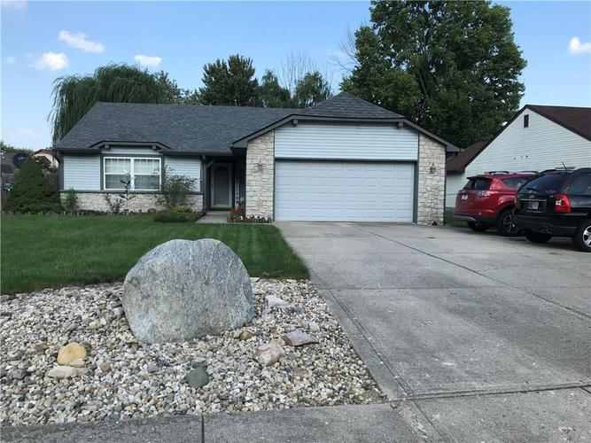 7519  Muirfield Place Indianapolis, IN 46237 | MLS 21592259