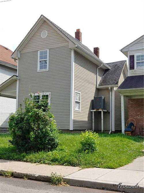 921 W 27th Street Indianapolis, IN 46208 | MLS 21592373 | photo 2