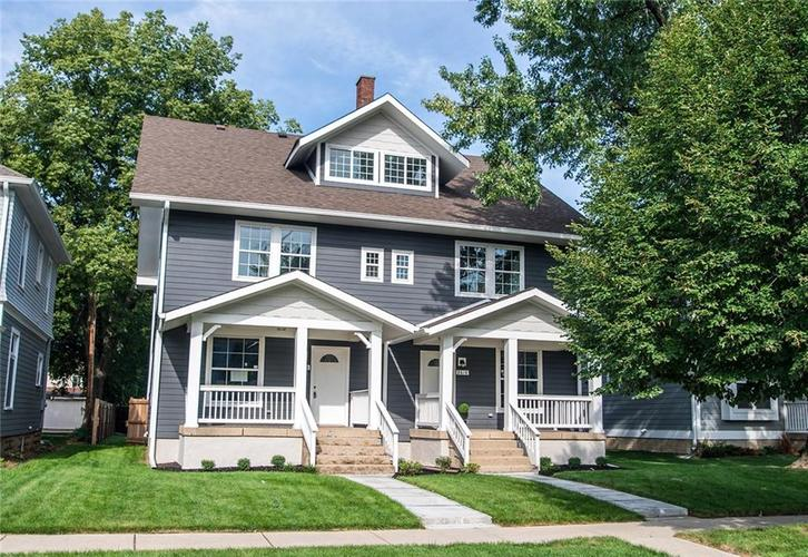 2616 N College Avenue Indianapolis, IN 46205 | MLS 21592389
