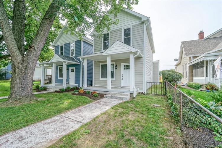 1529  Woodlawn Avenue Indianapolis, IN 46203   MLS 21592679