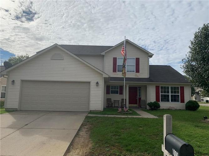 10041  Sundown Lane Avon, IN 46123 | MLS 21592984