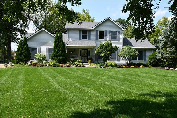 23300  Mulebarn Road Sheridan, IN 46069 | MLS 21593130