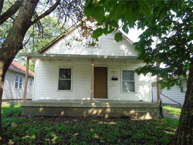 1853  CALVIN Street Indianapolis, IN 46203   MLS 21593141
