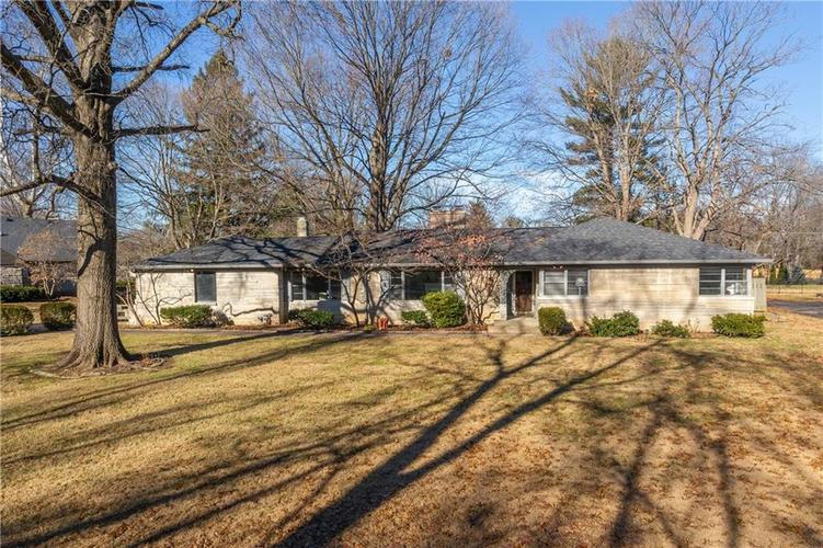 72 W 72ND Street Indianapolis, IN 46260 | MLS 21593250