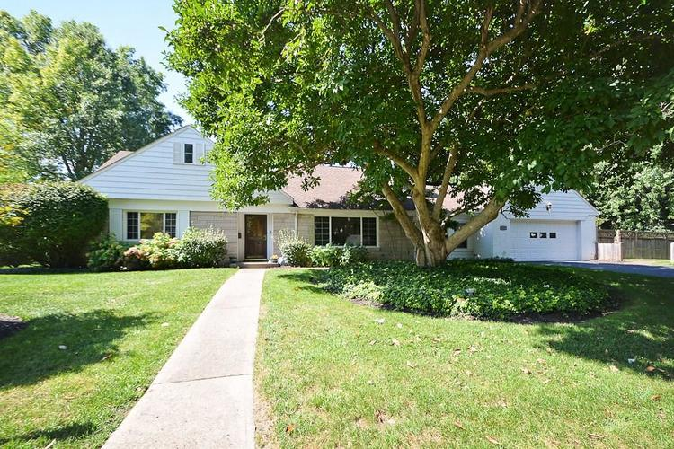 6902  WARWICK Road Indianapolis, IN 46220 | MLS 21593382